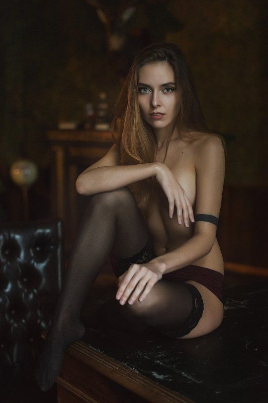2017, beautiful, girl, model, portrait, portrait2017, sexy, studio, девушка, портрет Portraitphoto preview