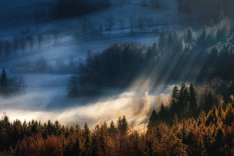 landscape,canon,mist,light,autumn A Touch of Light IIphoto preview