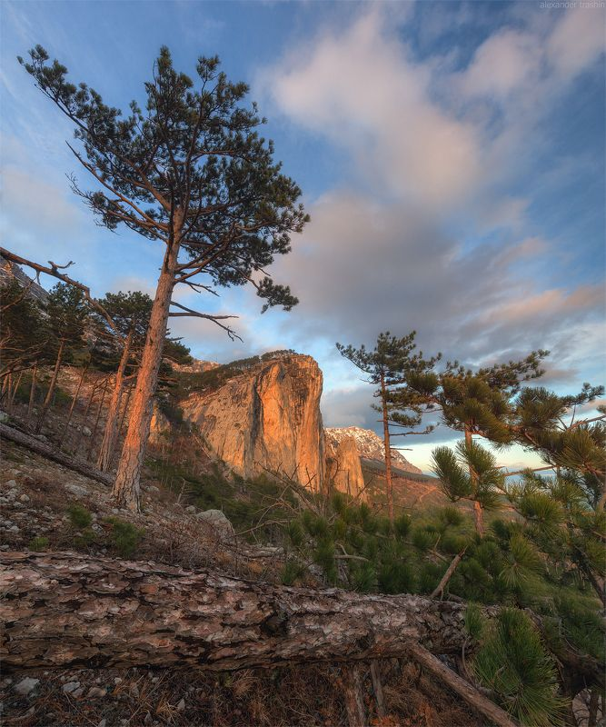 крым, пейзаж, шаан-кая Crimean Elphoto preview