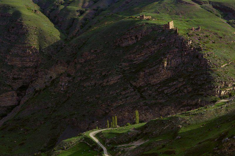 кавказ, северная осетия, дигория Дигорияphoto preview
