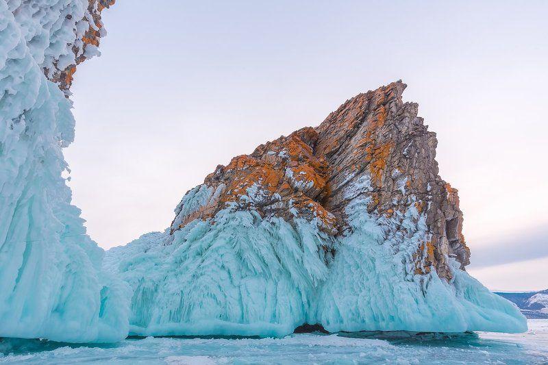 байкал, сокуи, лед, скалы, фототур Байкальские сокуиphoto preview