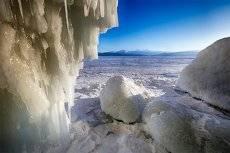 Лёд устал :)))