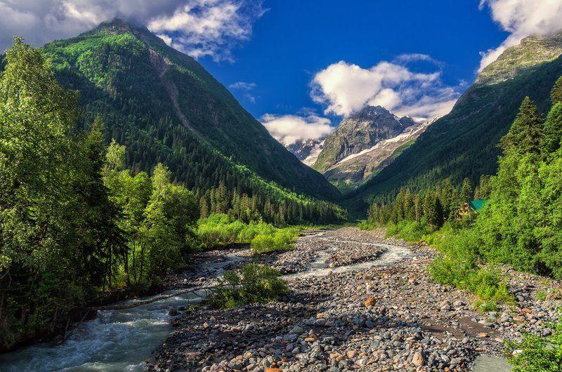 Красивая мелодия Кавказаphoto preview