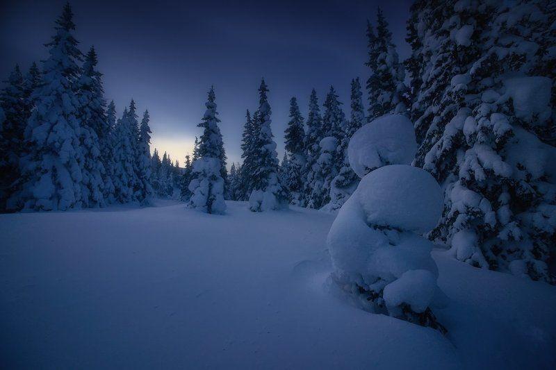 горы, зима, иремель, урал Иремельphoto preview