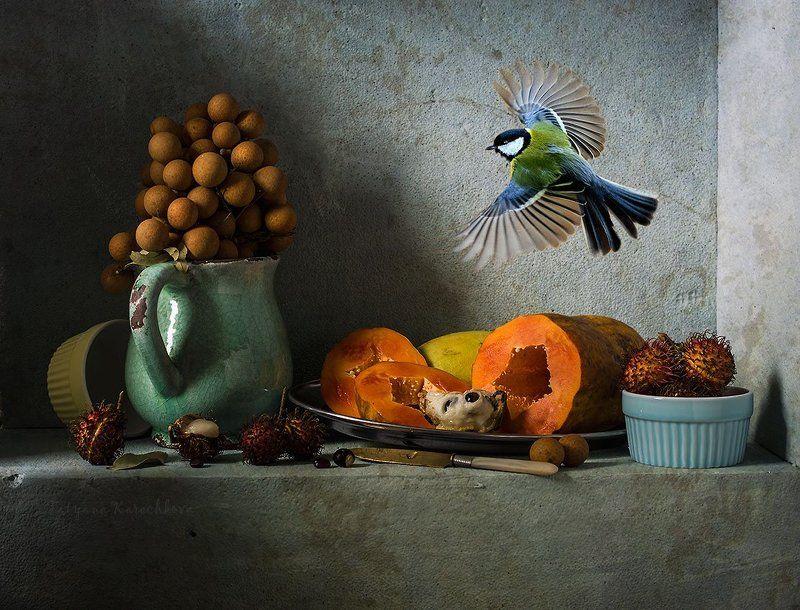 Custard-apple, Лонган, Манго, Рамбутан, Ром, Тропические фрукты О пользе заморских фруктовphoto preview