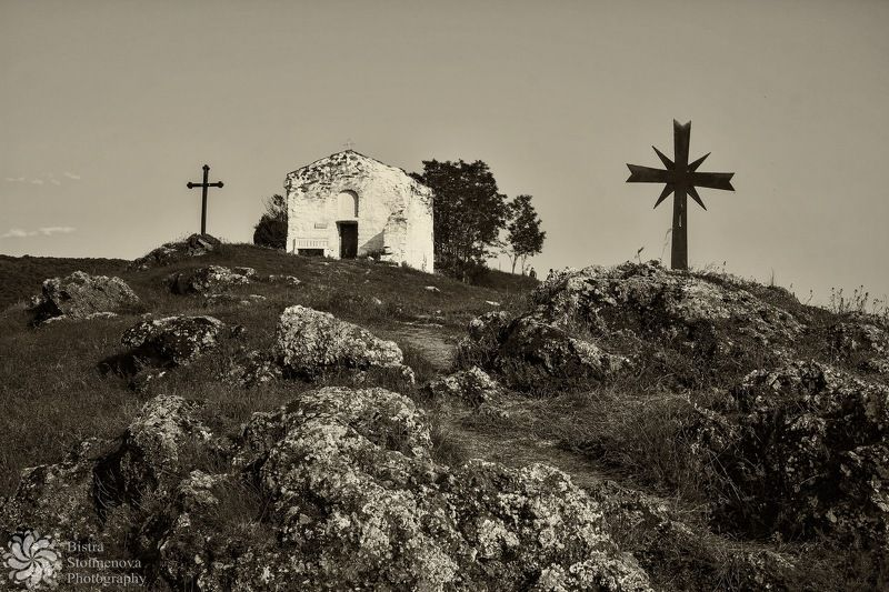 bulgaria, chapel, church, orthodox, christian, Path of faithphoto preview