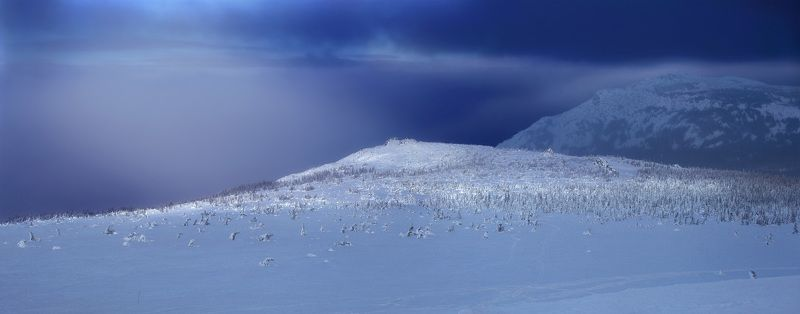 иремель, урал, зима, горы Иремель!photo preview