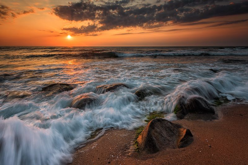 Море как художникphoto preview