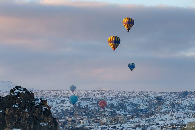 воздушные шары Каппадокииphoto preview