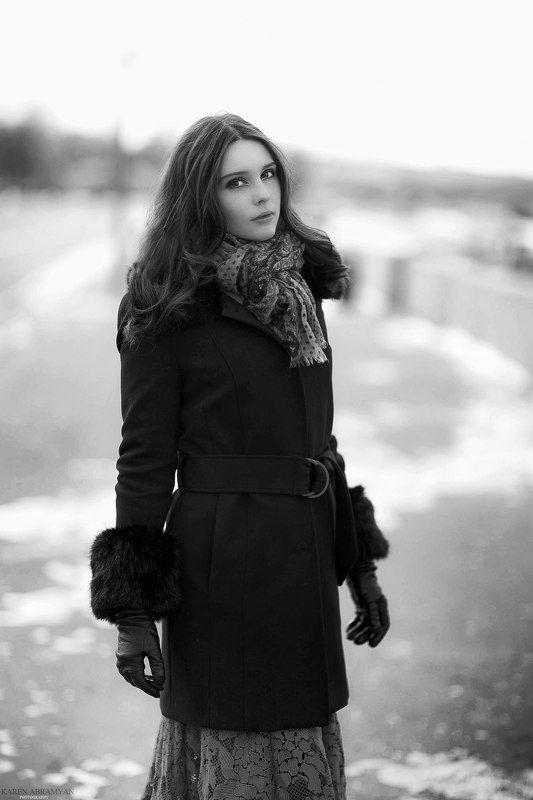 karen abramyan,portrait,black & white ***photo preview