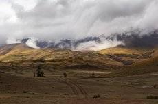 Алтайские просторы