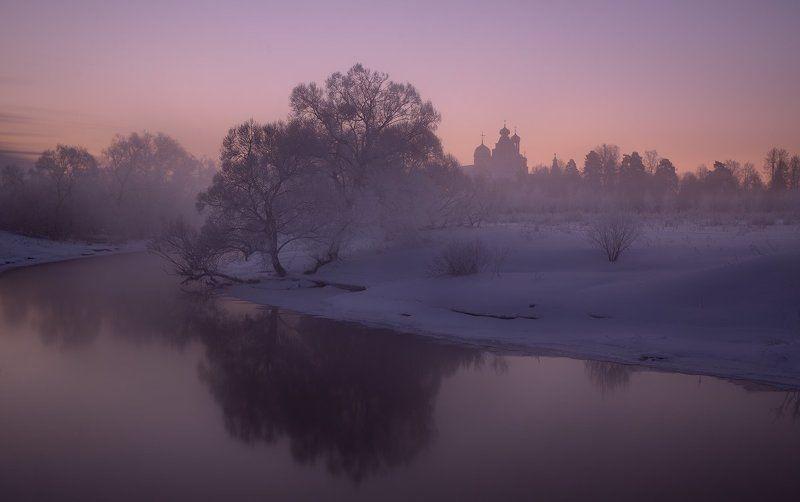 В предрассветной тишине.photo preview