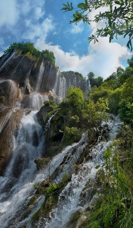 Водопад Гедмишхphoto preview