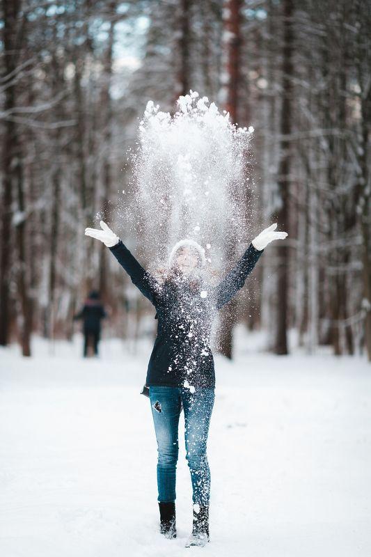 winter, russia, snow, спб, зима, снег Зимаphoto preview