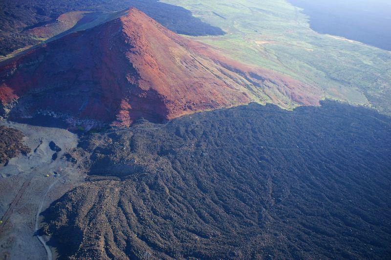 Испания, Канарские острова, вулкан, лава, магма,  Вулкан Bermejaphoto preview
