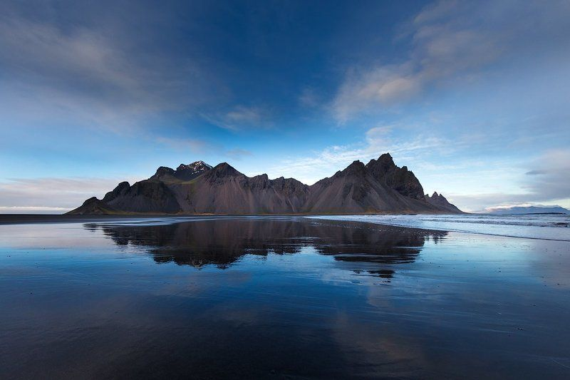 iceland vestrahorn Iceland, Vestrahornphoto preview