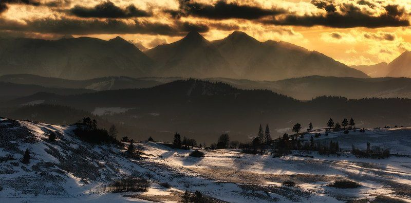 Tatra Mountainsphoto preview