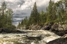 горная река (Печь- речка)