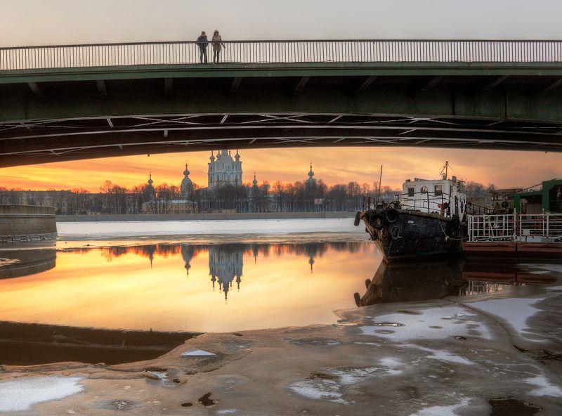 последний день зимы в Санкт-Петербургеphoto preview
