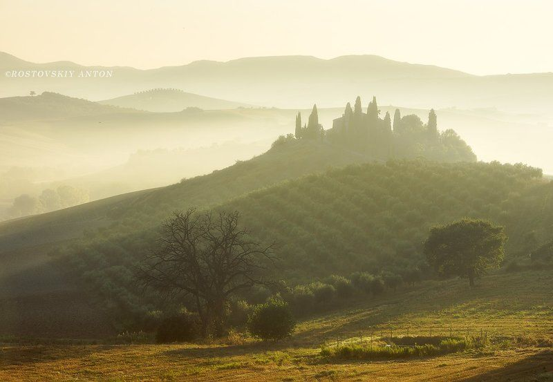 Тоскана, фототур, Италия Тосканаphoto preview