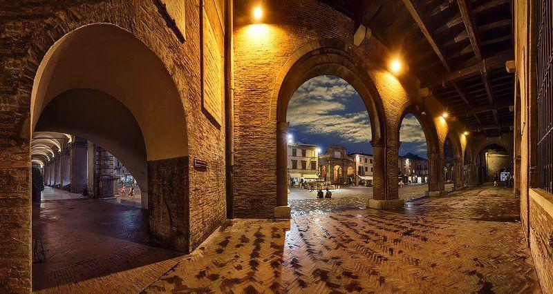 Галереи дворца Аренгоphoto preview