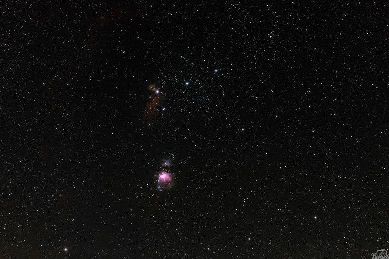 орион,созвездие,космос,звезды,туманность Орионphoto preview