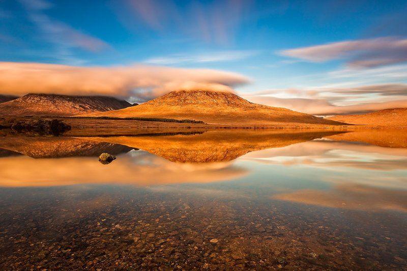 Connemara, Ireland, Galway, Longexposure, Long exposure, Clouds, Lee, Sunset, Sunrise Connemaraphoto preview