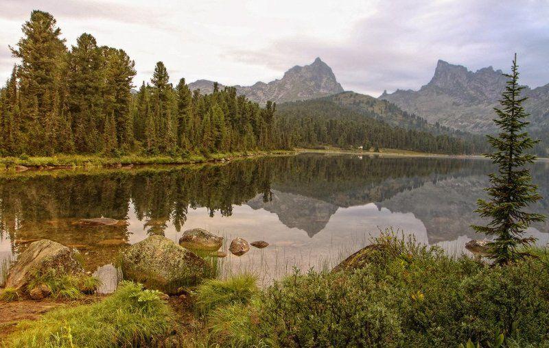 западные саяны, ергаки, озеро светлое, сибирь Про озеро Светлоеphoto preview