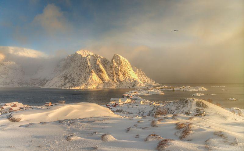 лофотенские острова... Лофотенские острова...photo preview