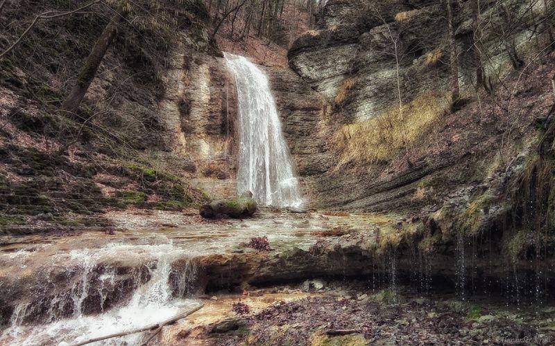 Большой Полковничий водопад.photo preview
