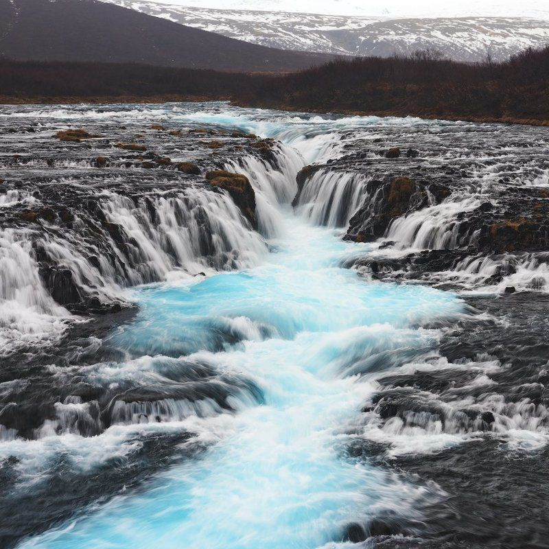 исландия Bruarfossphoto preview