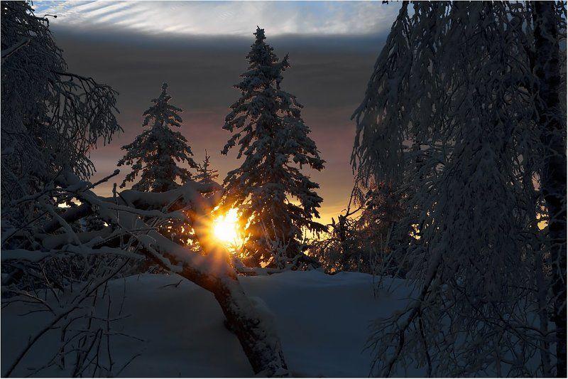 Восход...photo preview