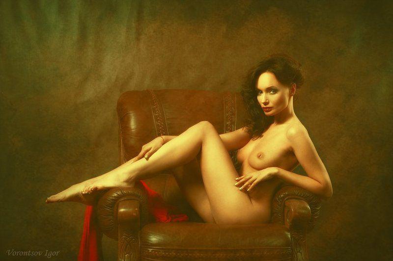 девушка  грудь обнажённая ню винтаж photo preview