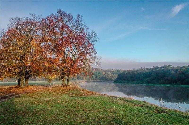 Осень  на Андреевском лугуphoto preview