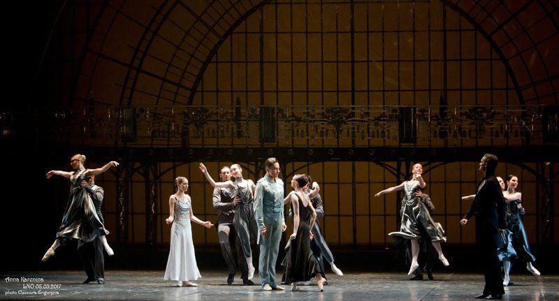балет, анна каренина, театр, музыка, б.эйфман, рига, латвия Анна Каренинаphoto preview