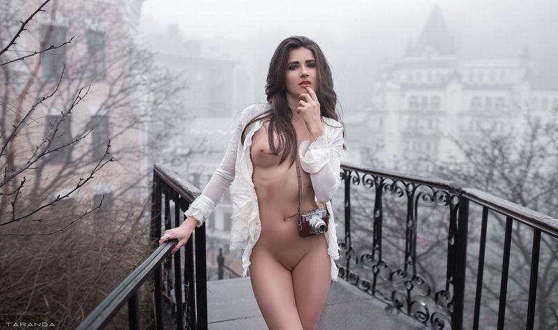 Camera, Cold, Fog, Kiev, Morning, Nu, Nude, Sexy, Spring, Ukraine Фотолюбитель ;)photo preview