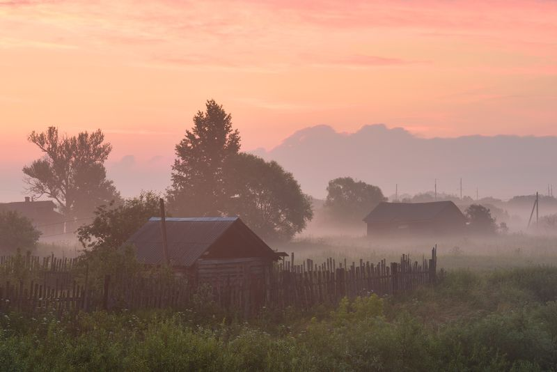 Утро после грозы. Савинскоеphoto preview