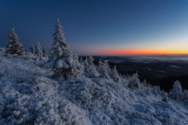 landscape,canon,winter,night In the Silent Windsphoto preview