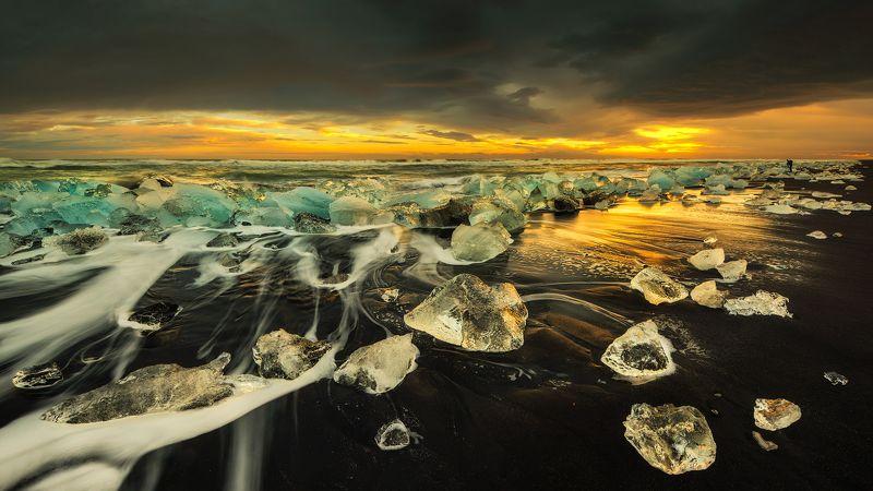 The Ice Diamonds...photo preview