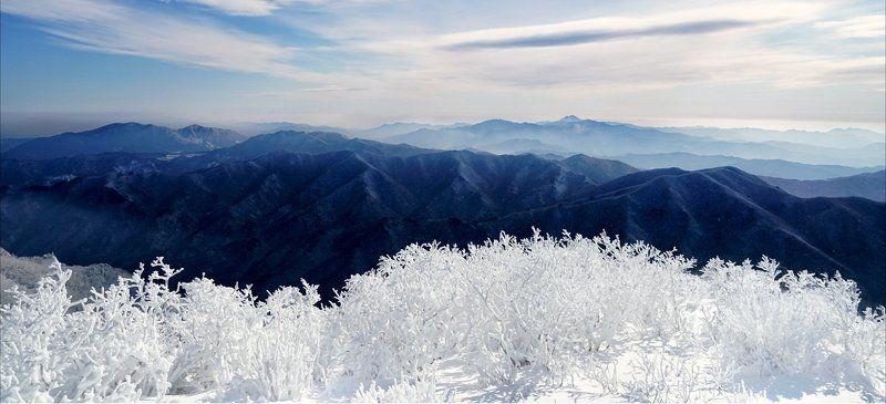 Snow Deogyusanphoto preview