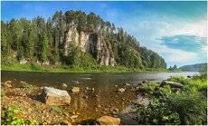 Камень Дождевой.