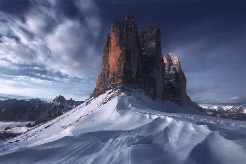 Три альпийских богатыря