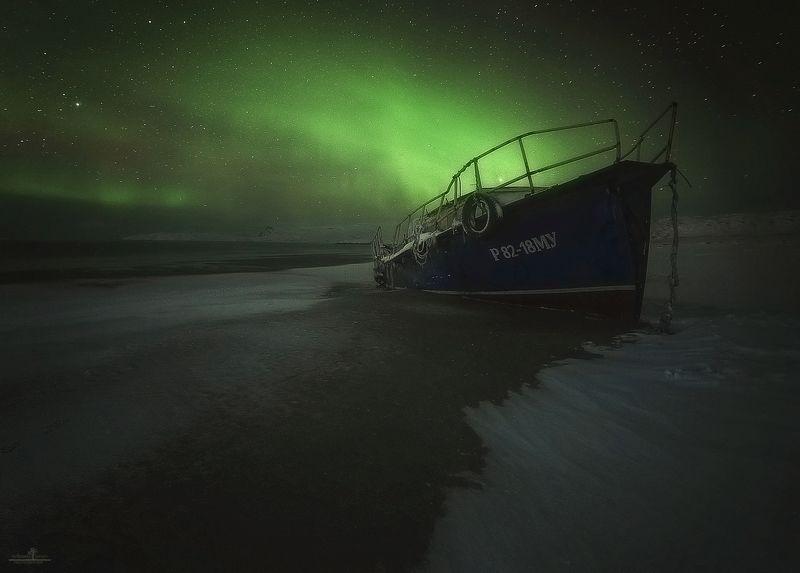 териберка, россия Корабль-призракphoto preview