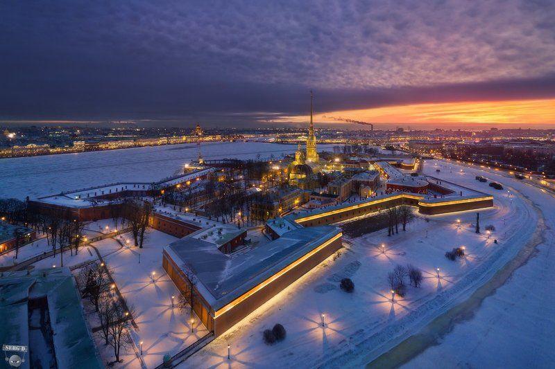 Петропавловская крепость, Заячий островphoto preview