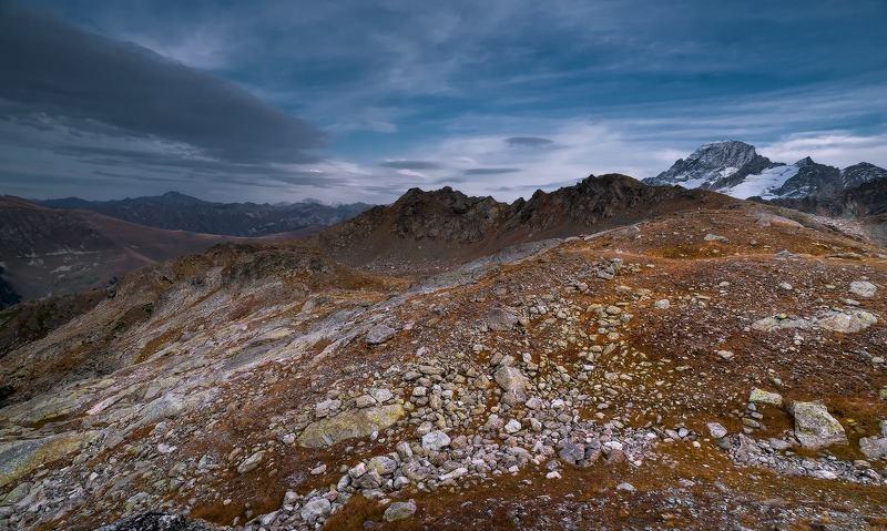 Вечер на перевале Иркизphoto preview