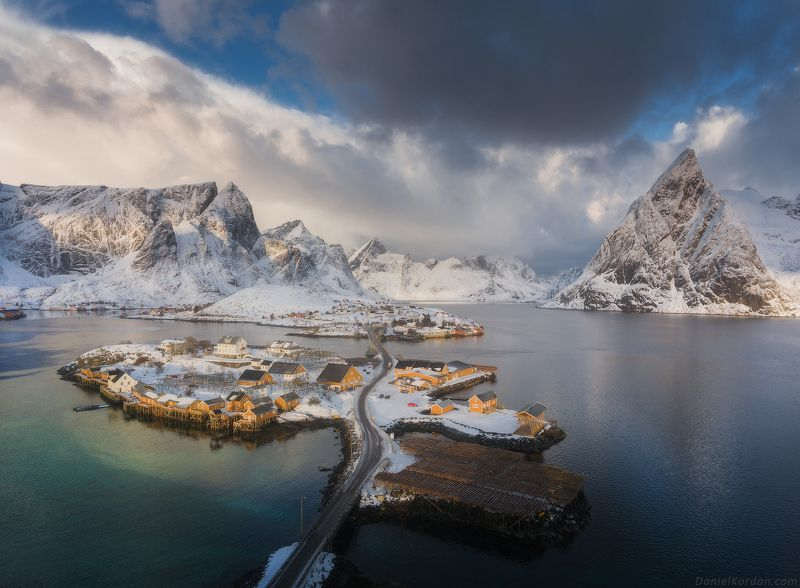 Lofoten Lofoten islands morningphoto preview