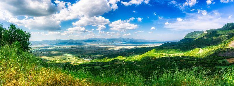 долина, лето, греция, greece, valey, summer, sunshine Сонная долина.photo preview