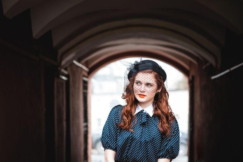 portrait vintage rerto girl fujifilm xe2 винтажная девушка портрет annromanovska Clara Oswaldphoto preview