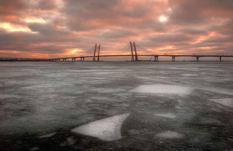 вечер на Финском заливеphoto preview