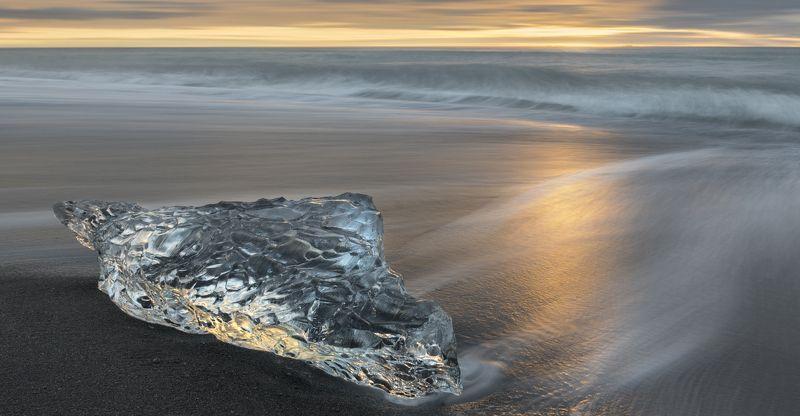 исландия, iceland Льдинкаphoto preview